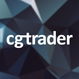 CGTrader is a 3D model marketplace for computer graphics and 3D printing