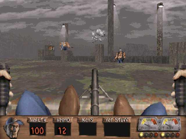 Новое Восстание Отморозков / Redneck Rampage Collection (1997 1999/Rus/Repack)