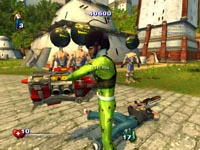 Serious sam 2 multiplayer cooperativo