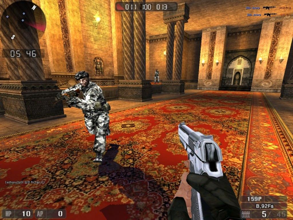 لعبة Sudden Attack الاكثر من رائعة