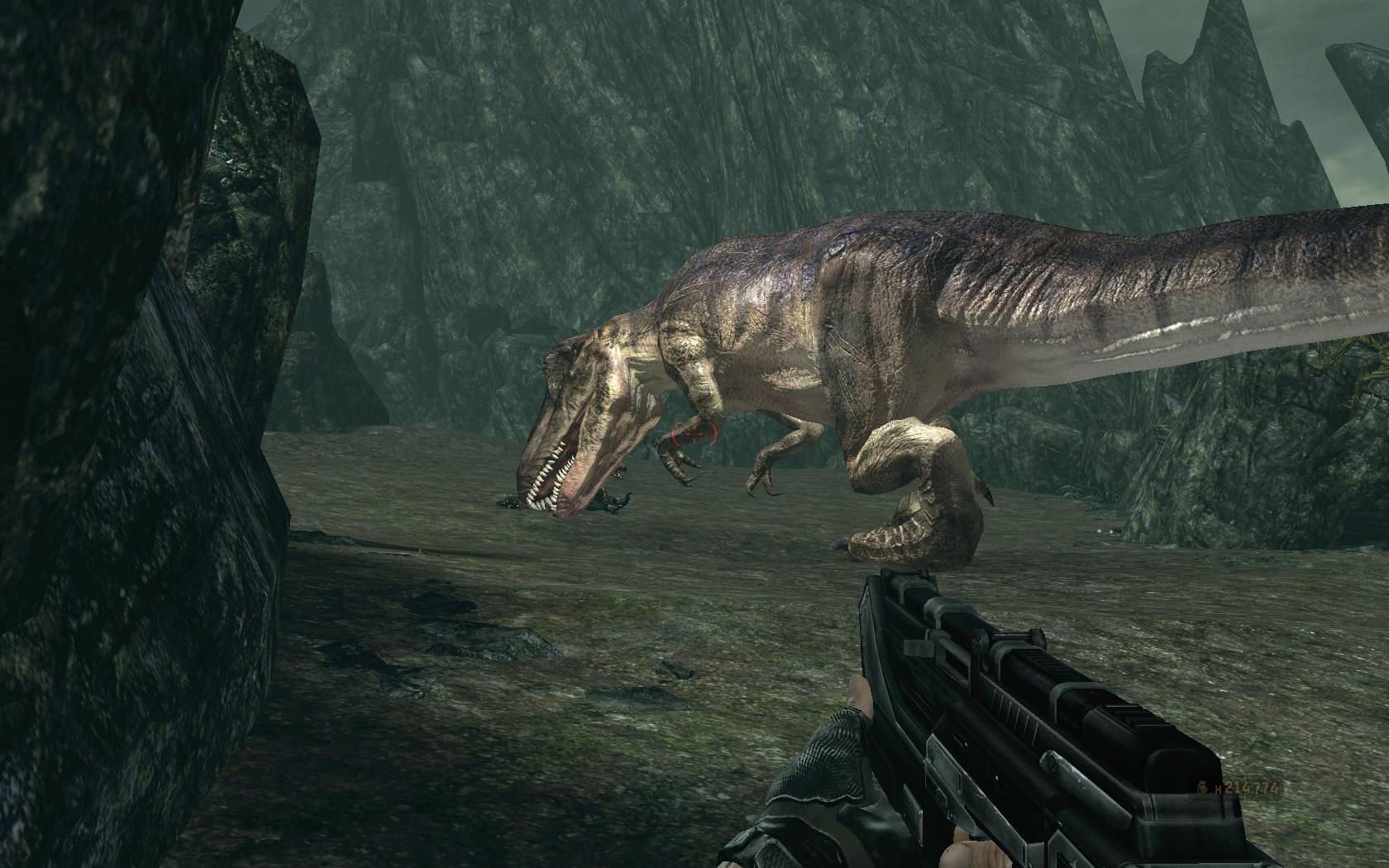 Turok T-Rex